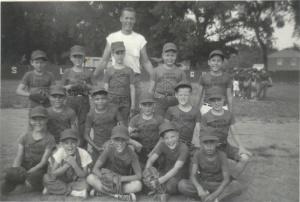 South Des Moines Little League 1963